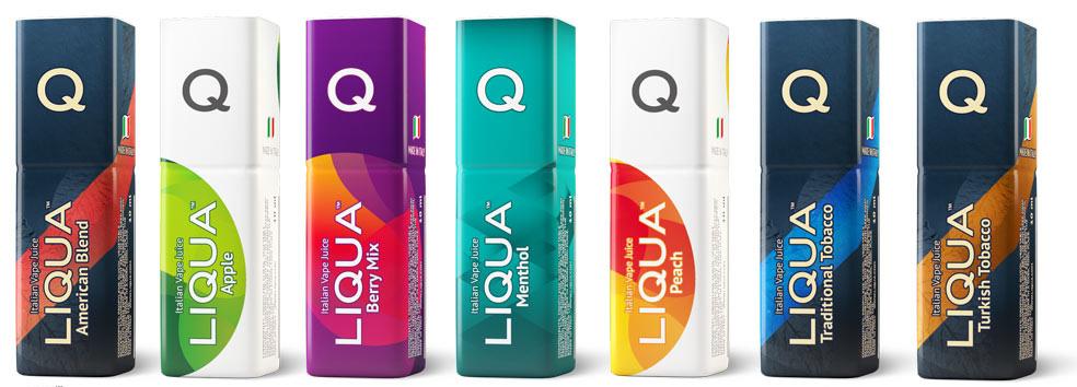 liqua Q ceny liquidov pre elektronické cigarety upravené